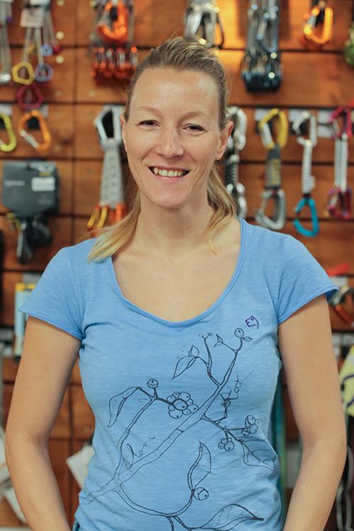 Miriam Brenzinger Inhaberin